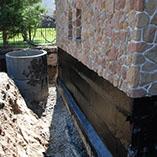 Дренажная система вокруг дома - рис.4