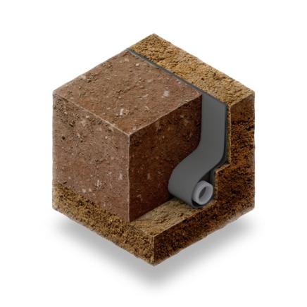 Дренажная система вокруг дома - схема работ